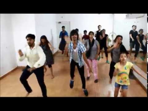 'Selfie Le Le Re' Dance Choreography | Bajrangi Bhaijaan | Salman Khan | By Dansation 9888892718