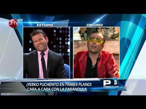 Yerko Puchento enfrentó cara a cara a Primer Plano - 18/10/2013