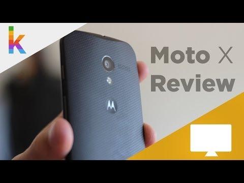 Moto X - (ausführliches) Review