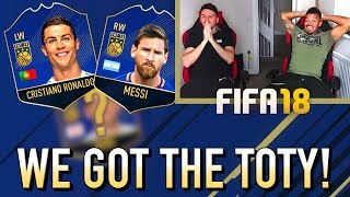 Download Song WE GOT THE FIFA 18 TEAM OF THE YEAR! Free StafaMp3