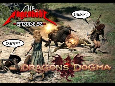 Dragon's Dogma Review - The Rageaholic
