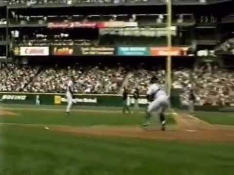 Ichiro Suzuki: Lots of beautiful throws