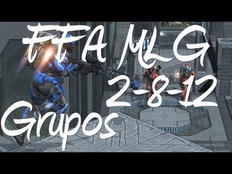 itz cherra itz: Lista de Grupos del torneo Halo Reach FFA:LEE la Descripción
