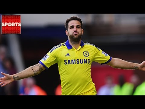 Would Cesc Fabregas Make SHOCK Move to MANCHESTER UNITED? [KANTE TO CHELSEA]