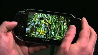Uncharted Golden Abyss PSVita GamePlay