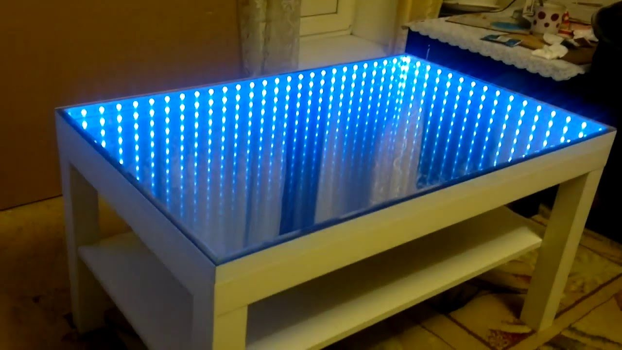 Rgb youtube - Couchtisch led beleuchtung ...