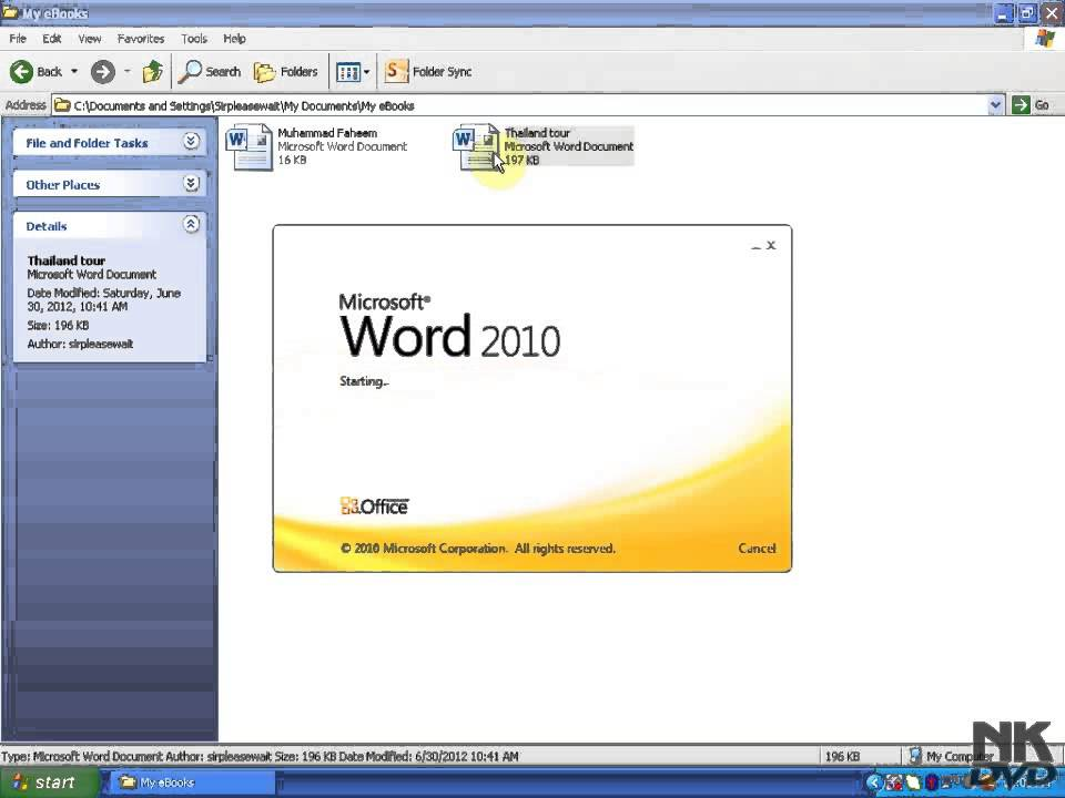 Ms office word excel and powerpoint 2007 download
