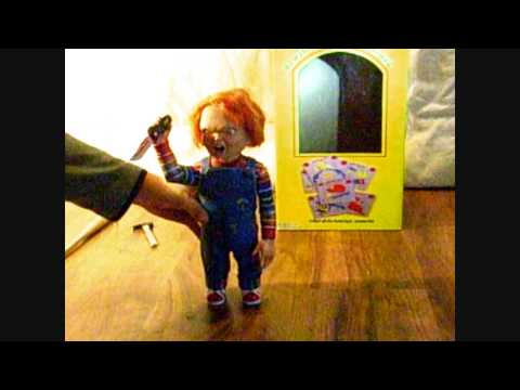 Child's play 3 Talking Chucky doll