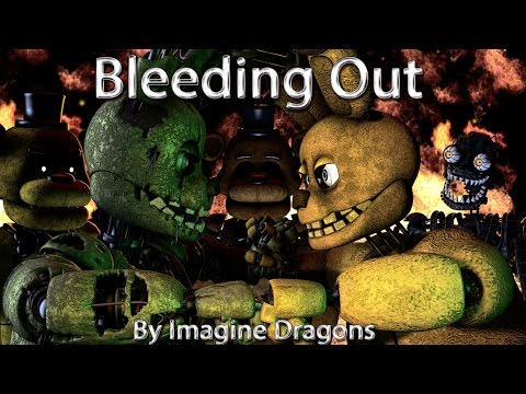 [Sfm/Fnaf] Tergiversation (Bleeding Out Song by Imagine Dragons) Part 2 to Aftermath