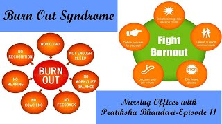 Episode 11 Nursing Officer with Pratiksha Bhandari  Burn Out Syndrome
