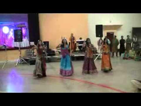 Badi Mushkil, Radha Kaise Na Jale, Sasural Genda Phool, Gori Sharmayi, Chama Chama Dance video