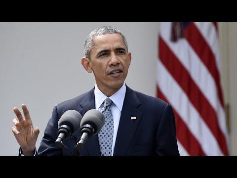 Obama: El acuerdo cierra el camino de Irán hacia un arma nuclear