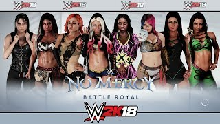 download lagu Wwe 2k18 Gameplay  8 Woman Battle Royal No gratis