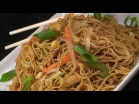 Kínai tészta zöldségekkel - Chinese Noodles (Indo Chinese) Recipe Video