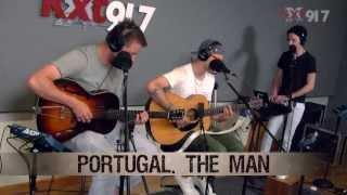 "Download Lagu Portugal. The Man - ""Atomic Man"" - KXT Live Sessions Gratis STAFABAND"
