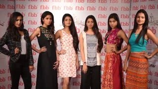 fbb Femina Miss India 2016 Bhopal winners spice up Big Bazaar store