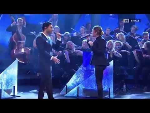 Burhan G Feat. Caroline Franceska & DR Underholdningsorkesteret - Kærlighed Og Krig