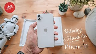 iPhone 11 - The Most Favourite iPhone ( Unboxing & Hand-on )