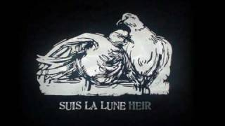 Suis La Lune: With Wings of Feathers and Glue