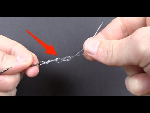 Knot for fishing canoe man loop knot saltwater fishing for Tyepro fishing tool