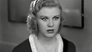 """❤ """"The Thirteenth Guest"""" GINGER ROGERS 1932 American Classic Movie Film Free Full Length Old Movie"""