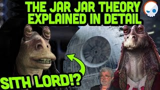 Fact: The Star Wars are ALL Jar Jar's Fault!  | Gnoggin