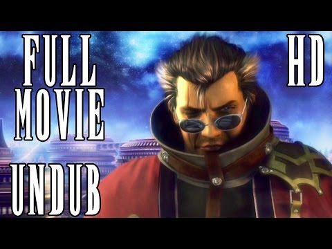 Undub Final Fantasy X HD Remaster The Movie Marathon Edition All Cutscenes Cinematics