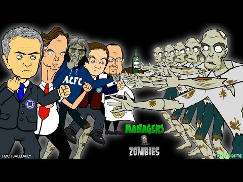 SUBSCRIBE to FOOTBALL DAILY: http://bit.ly/fdsubscribe � SUBSCRIBE to 442oons: http://bit.ly/1E8tSgG It's Halloween! Football Daily and 442oons present Football Managers vs Zombies -...