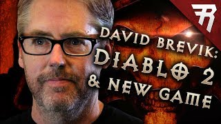Diablo 2 Developer Insights & David Brevik's New Game