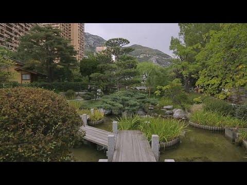 Das blühende und grüne Monaco - life