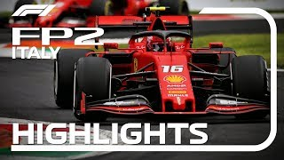 2019 Italian Grand Prix: FP2 Highlights