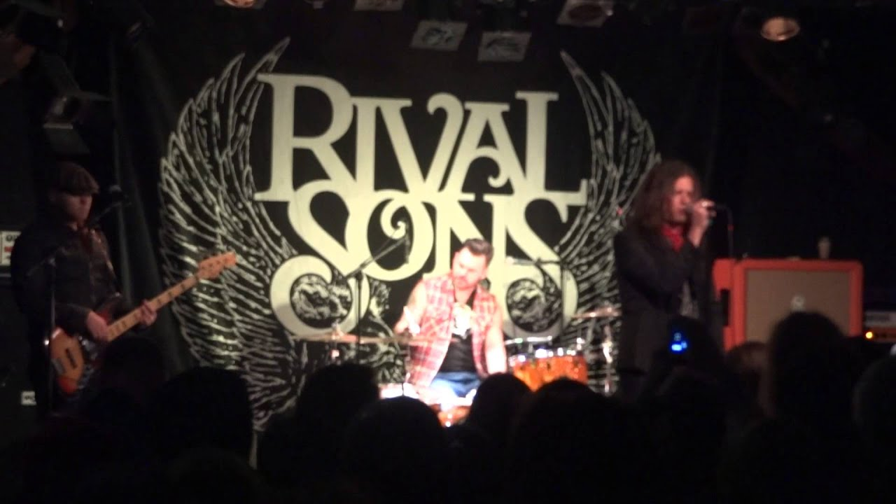 Rival Sons Wallpaper Rival Sons You Want it