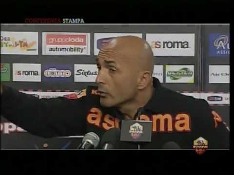 Spalletti - Conferenza stampa prima della Juventus - 3/5