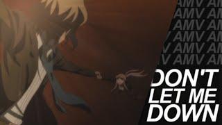download lagu Dr3 Spoilers  Don't Let Me Down ᴬᴹⱽ gratis