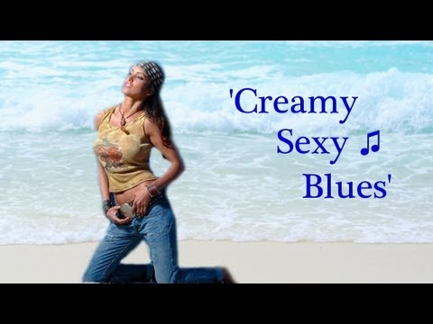 Blues Music! Creamy Slow Blues - Relaxing Romantic Instrumental Sexy Blues Guitar Chill