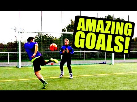 Amazing Goals & Football Skills - SkillTwins ft. freekickerz ★