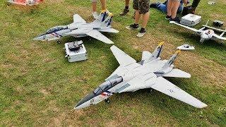 FREEWING F-14 TOMCAT X 2 TWIN 80MM SWINGWING EDF JETS  DUO DISPLAY - SOUTHERN # 2  - 2018