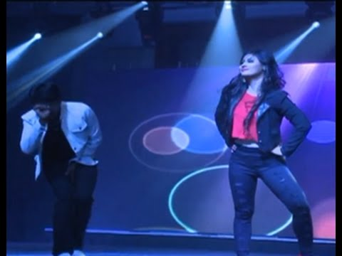 Tamil Mix Songs On Stage Dance SANDY and SUNITHA