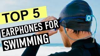 BEST 5: Earphones For Swimming 2019