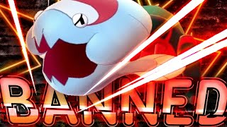 DRACOVISH BANNED! Why not Clefable? HERE'S WHY! Pokemon Sword and Shield
