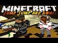 Minecraft Parkour JUMP JUMP AWAY