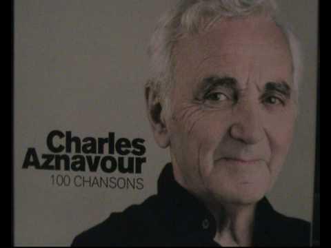 Charles Aznavour - Je Meurs De Toi