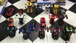 Tuyển tập các xe ô tô biến hình robot Transformer đẹp nhất - Part 2