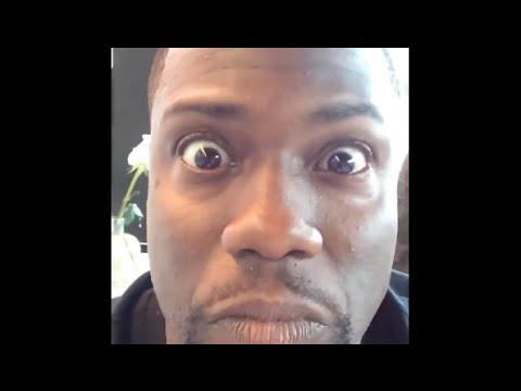 Kevin Hart Finally Responds To Katt Williams