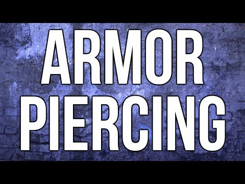 Ghosts In Depth - Armor Piercing Rounds (Damage. Range. & Penetration)