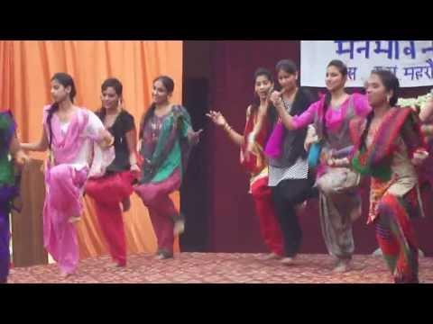 Dhol jageero da .....group performance of SBM school