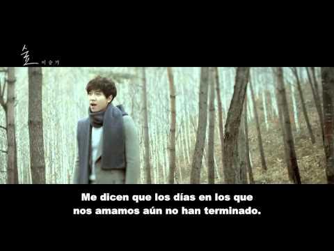 [mv]  Lee Seung Gi - Forest [español] video