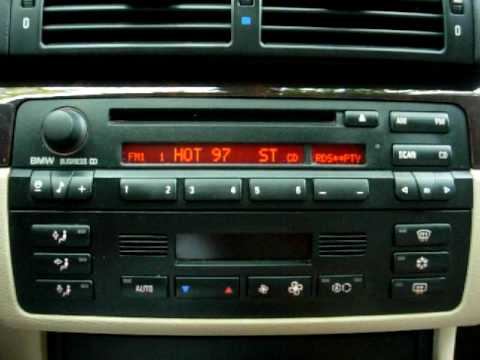 Bmw Business Cd 53 Blaupunkt Channel Rds Surf And Bmw