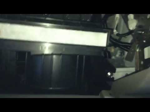 2012-2015 Honda Civic Cabin Air Filter Change