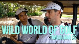 NLU's Wild World of Golf: Alt shot with Justin Hueber (Timuquana CC)